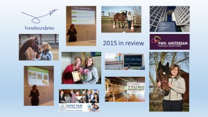 knowboundaries 2015 in review