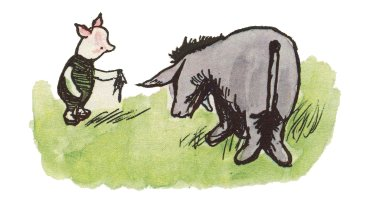 a word from piglet about networking
