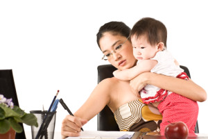 three reasons you as a Mom should put your career first